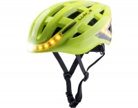 Lumos Kickstart Smart Bike Helm Grün 54-61cm